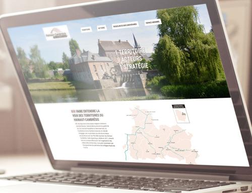 Pôle Métropolitain Hainaut-Cambrésis : 9 Communautés de Communes, 1 identité