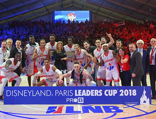 Denain Voltaire, vainqueur de la Leaders Cup 2018 !